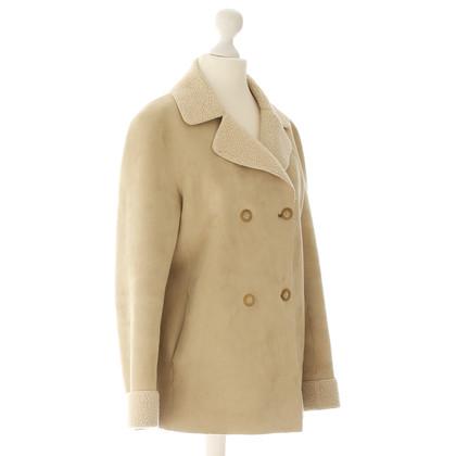 DKNY Jacket in lambskin look