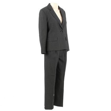 Max Mara Gray pants suit