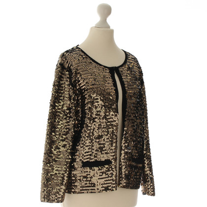 Sandro Jacket with sequins