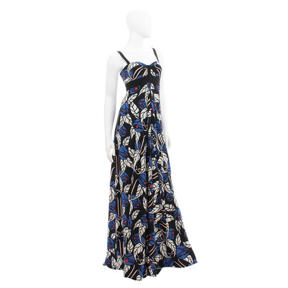 Temperley London Maxikleid aus Seide