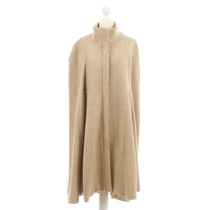 L'Agence Mouwloos denim jas