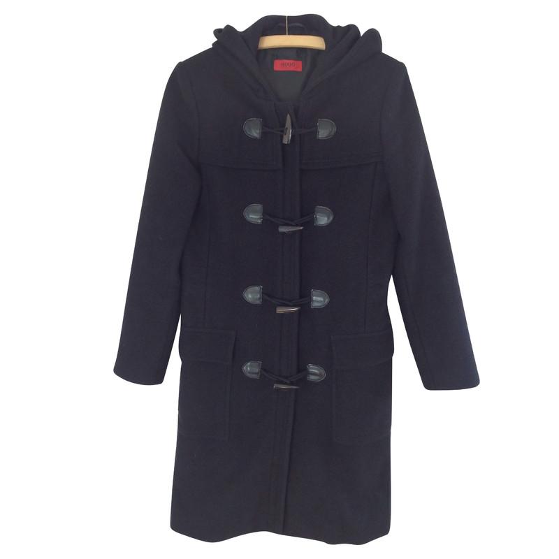 Hugo boss coat 2014