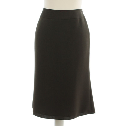 Giorgio Armani Dark brown skirt