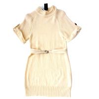 Marc Cain Wool white dress