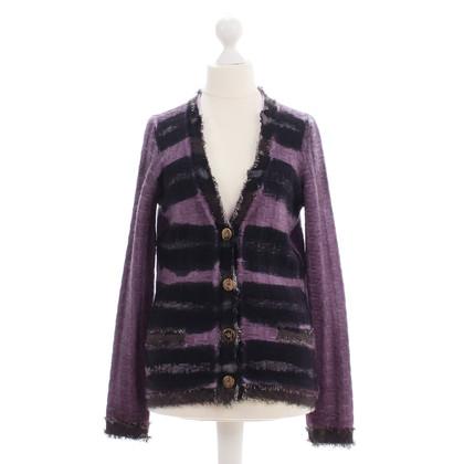 Avant Toi Cardigan in purple