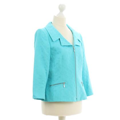 Tahari Turchese giacca