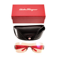Salvatore Ferragamo Sunglasses in pink tones