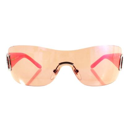 Salvatore Ferragamo Sunglasses in pink tones