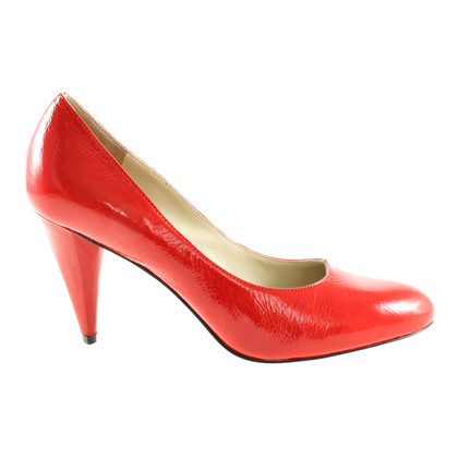 Paul Smith Lacca rossa pumps