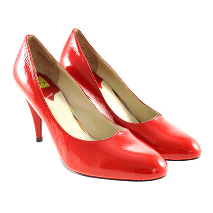 Paul Smith Rote Lack-Pumps
