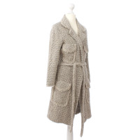 Strenesse Sweater coat with belt