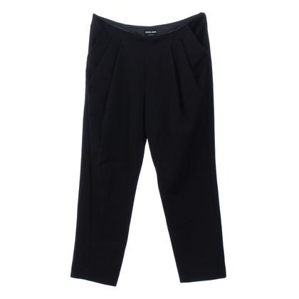 Giorgio Armani Zwarte broek