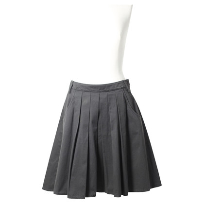 Calvin Klein knee-length pleated skirt