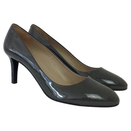Hugo Boss Lakleder pumps