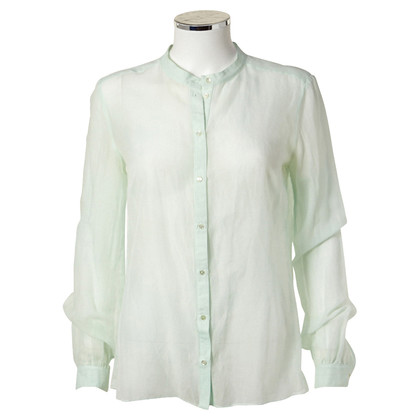 Chloé Bluse in zartem Mint