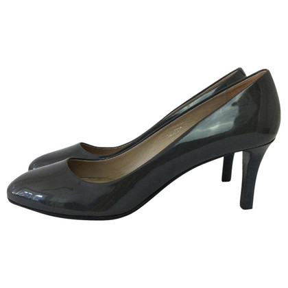 Hugo Boss Lackleder Pumps