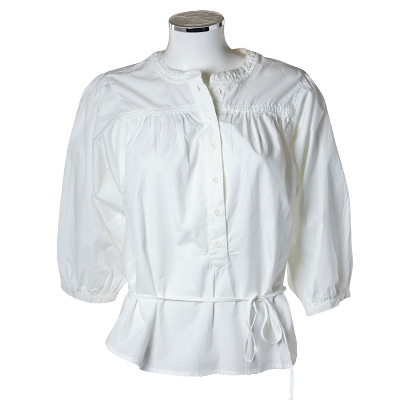 Closed White Blouse