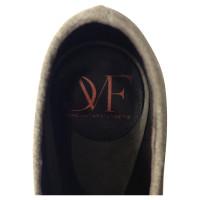 Diane von Furstenberg Lace pumps