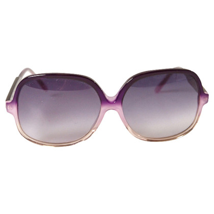 L'autre Chose Sunglasses purple gradient lenses