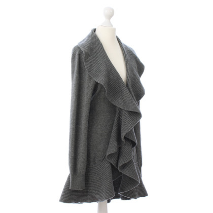 La Perla Grey Cardigan