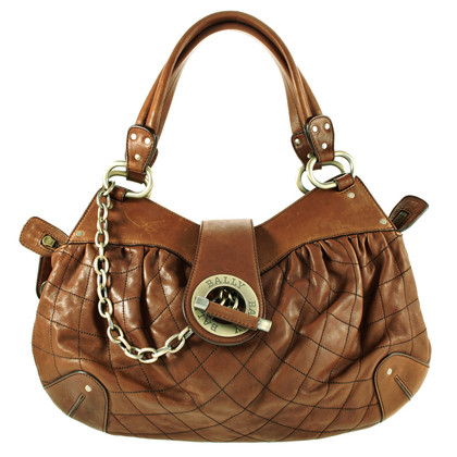 Bally Bag with chain detail