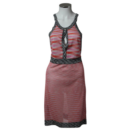 Missoni Transparent dress