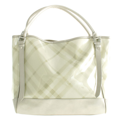 Burberry Transparent shopper