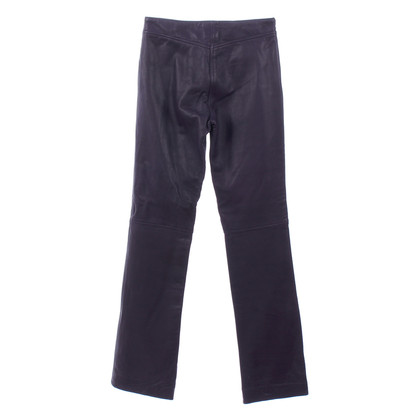 DKNY Pants leather