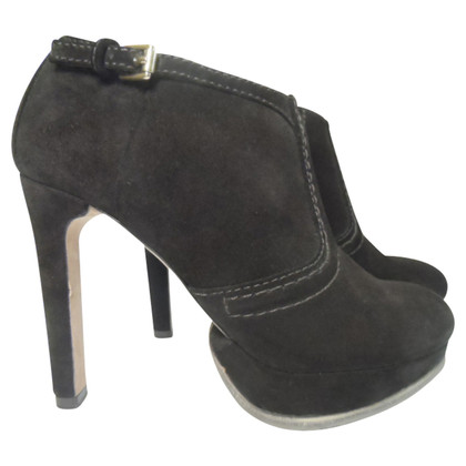 Hugo Boss suede ankle boot