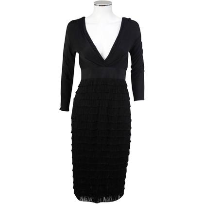 Alberta Ferretti Evening dress in the 20's look