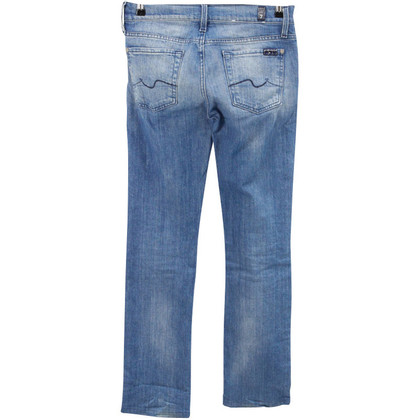 7 For All Mankind Denim blu chiaro