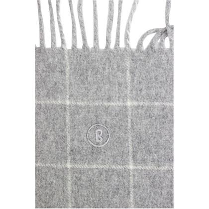 Bogner Sciarpa di lana grigia