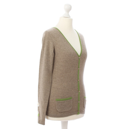 FTC Cardigan in cachemire