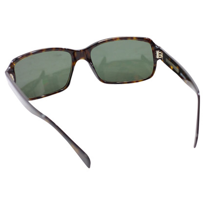 René Lezard Sonnenbrille in Horn Optik