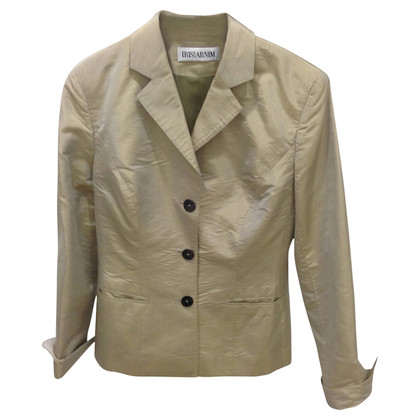 Iris von Arnim Gold-coloured Blazer