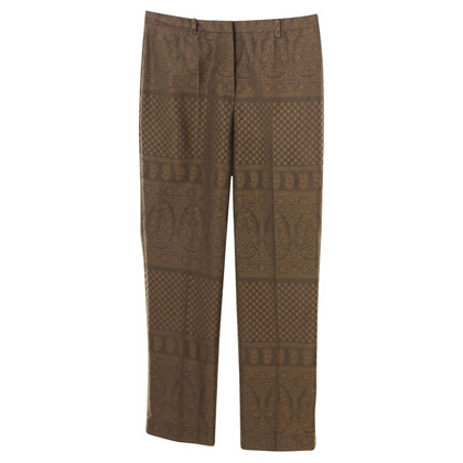 Hugo Boss Brown pattern pants
