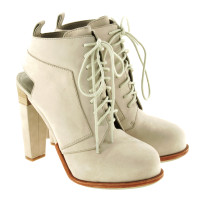 Alexander Wang Grey ankle boots