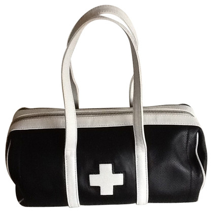 Bally Bowlingbag with cross