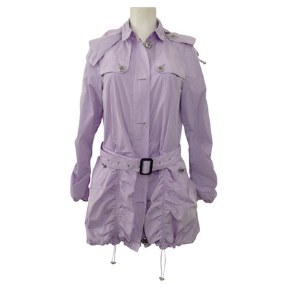 Burberry Lilac summer coat