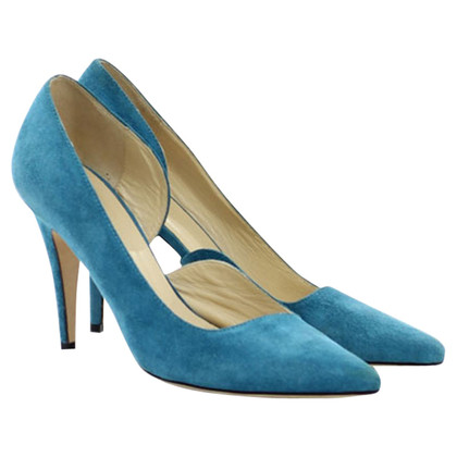 Minimarket Blue Pumps