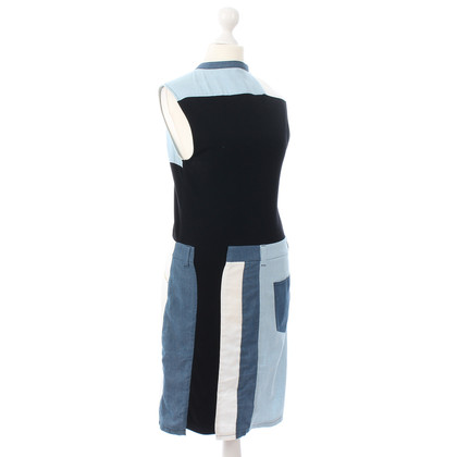 3.1 Phillip Lim Gown in a patchwork design