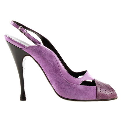 Balenciaga Sandali viola