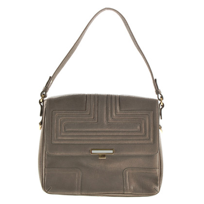 Smythson Tas in Taupe