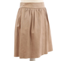 Alice + Olivia Skirt made from leather