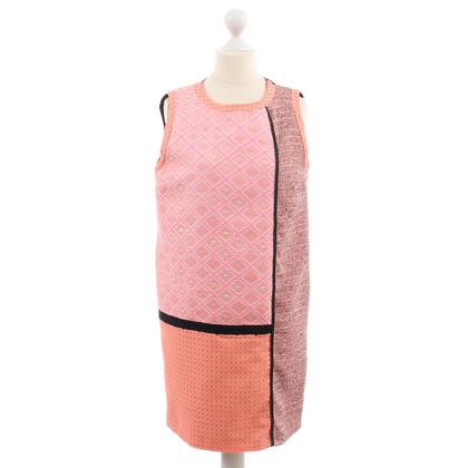 MSGM Dress with pattern mix