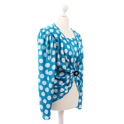 Emanuel Ungaro Blouse with dots