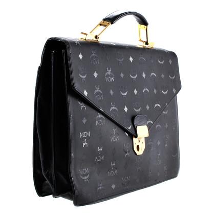 MCM Briefcase black