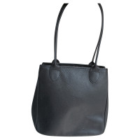 Longchamp nero Satchel