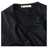 Balenciaga Top con drappeggio sul dietro