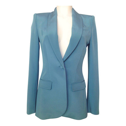 The Row Blue Blazer